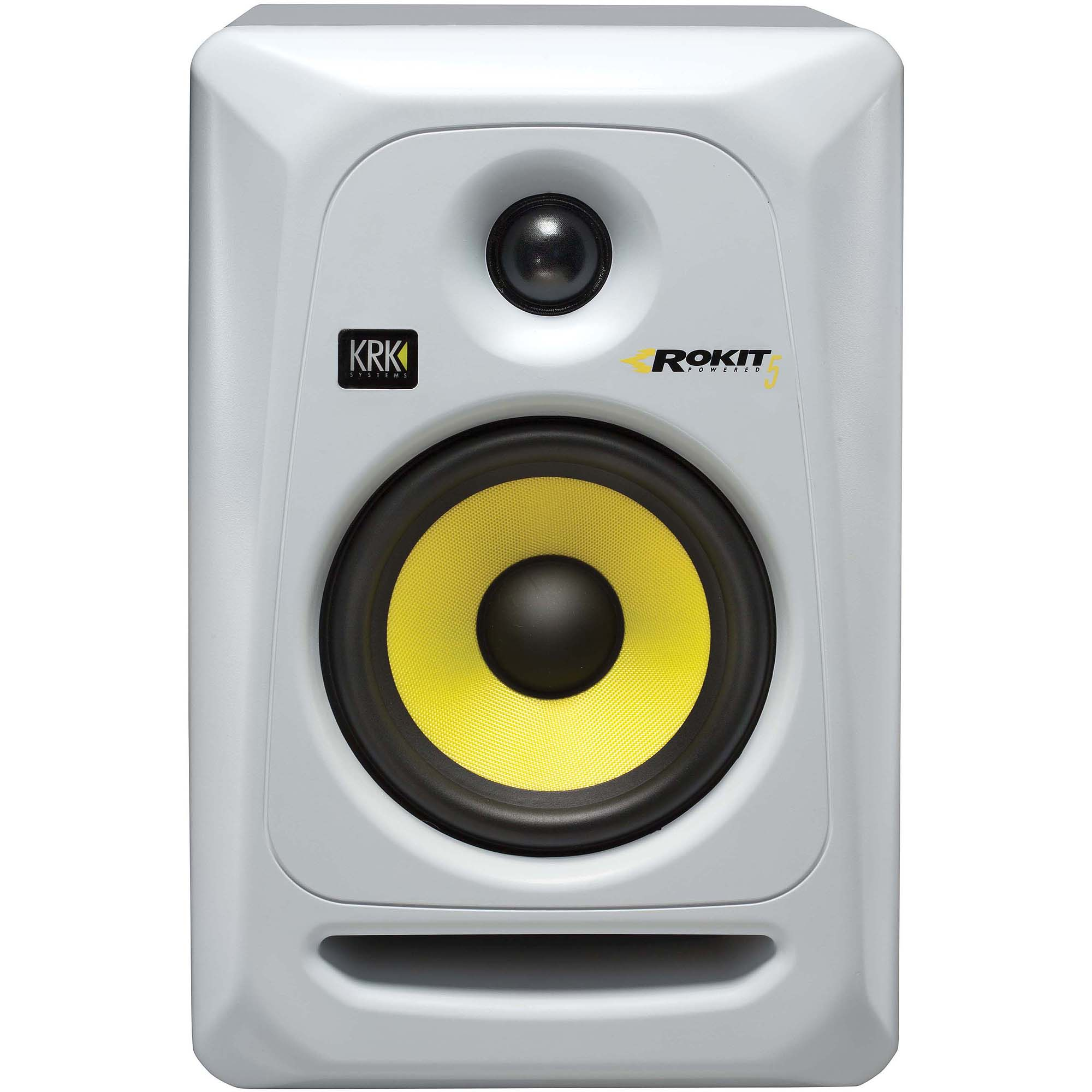 KRK Rokit 5 Generation 3 Powered Studio Monitor by KRK