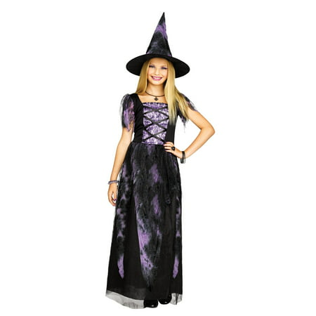 Witch Makeup For Kids (Starlight Witch Child Costume)