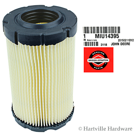 Genuine John Deere MIU14395 Air Filter