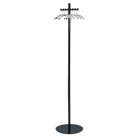 Safco Steel Atlantic Standing Coat Rack Walmart Inspiration Standing Coat Rack Walmart