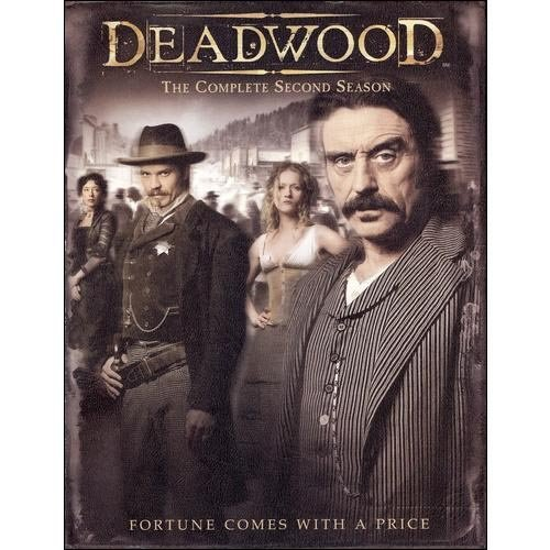 Deadwood: The Complete Second Season (With $5 VUDU Credit)  (Widescreen)