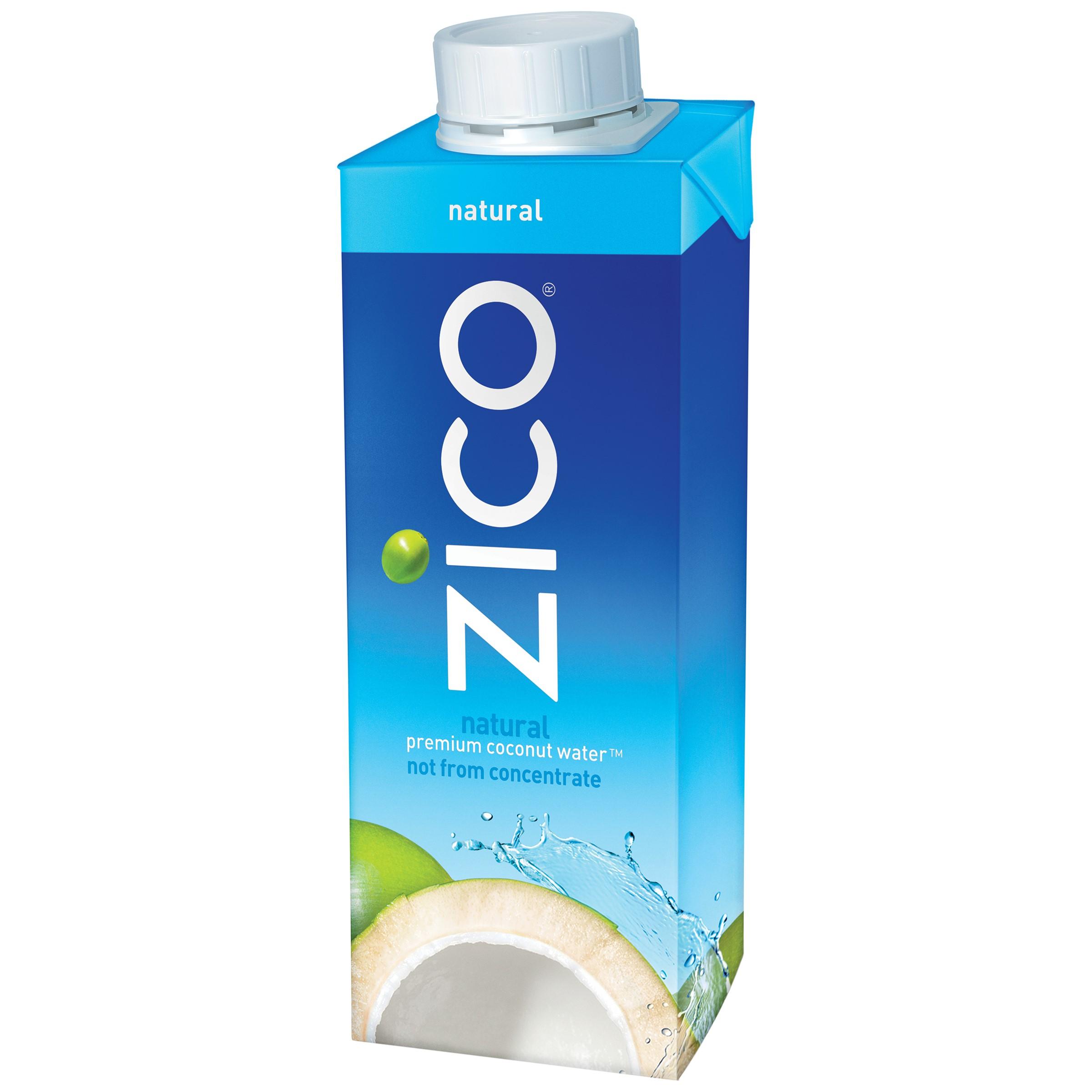 ZICO Coconut Water, Natural, 8.45 Fl Oz