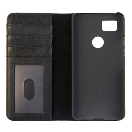reputable site 49a94 b02db Case-Mate Wallet Folio Series Leather Case Cover for Google Pixel 2 XL -  Black