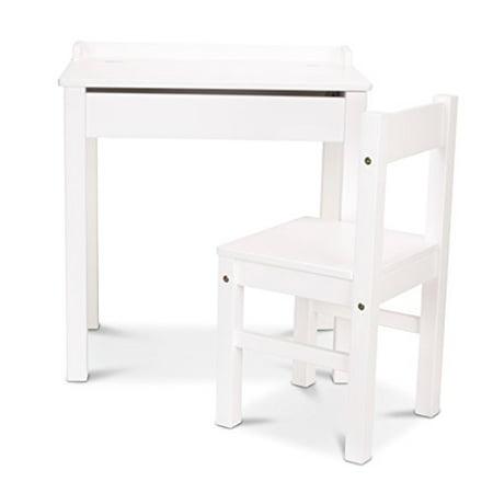 Sensational Melissa Doug Lift Top Kids Writing Desk With Chair Multiple Finishes Dailytribune Chair Design For Home Dailytribuneorg