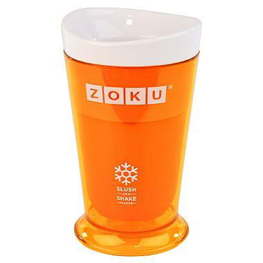zoku slush and shake maker instructions