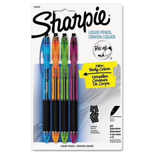 Sharpie Liquid Mechanical Pencil (4 Pack)