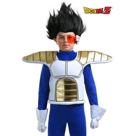 Child Dragon Ball Z Saiyan Armor Accessory (Dragon Ball Z Gohan Halloween Costume)