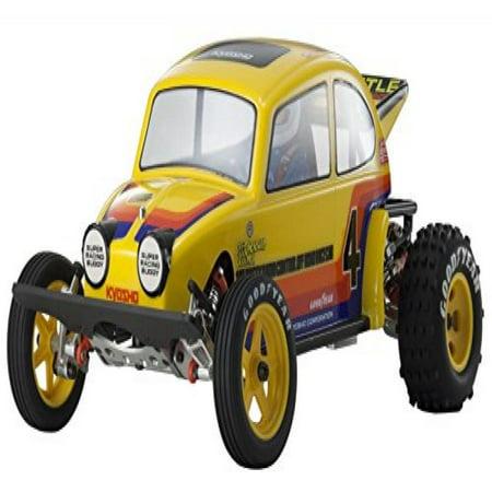 Kyosho Kits (Kyosho Beetle Off-Road Racer - Retro Buggy Model Kit (1:10 Scale))
