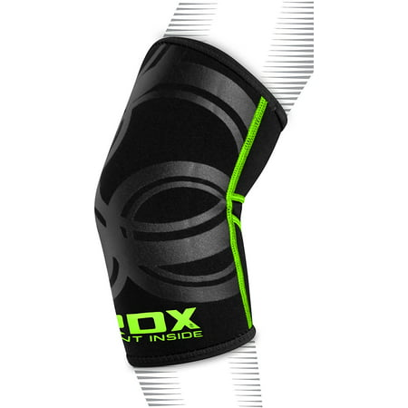 RDX Elbow Brace Support Protector Sleeve Tennis Sports Compression Guard