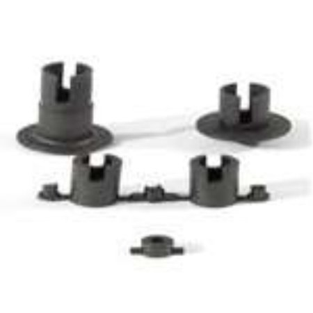73514 Graphite Outdrive/Drive Cup Set RS4 Pro 4 by HPI Racing