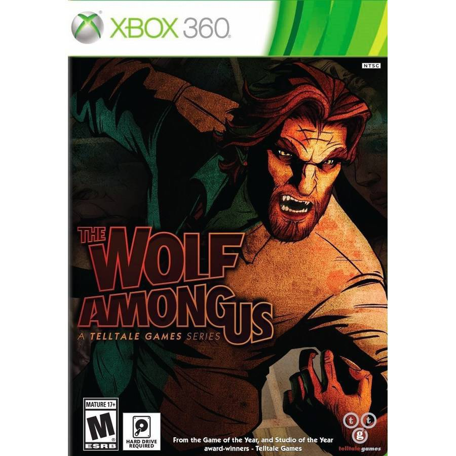 The Wolf Among Us (Xbox 360) - Pre-Owned