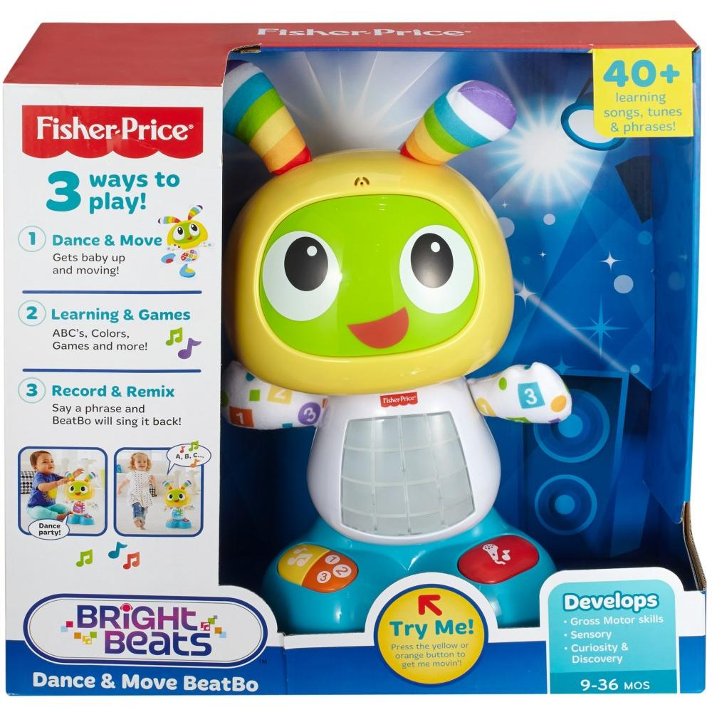 Hedendaags Fisher-Price Bright Beats Dance & Move BeatBo - Walmart.com HC-75