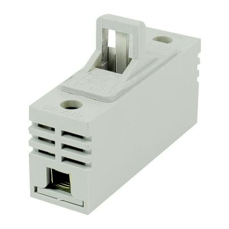 Diameter Pole Socket (RT14-20 One Pole 1P 10x38mm Fuse Link Holder Base Socket  380V 20A )