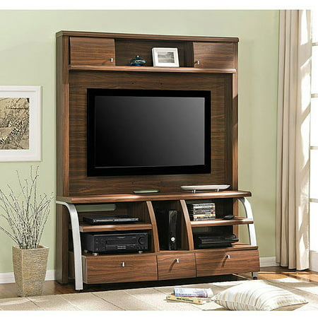Altra Essex Henna and Silver Home Entertainment Center for TVs up to 60;
