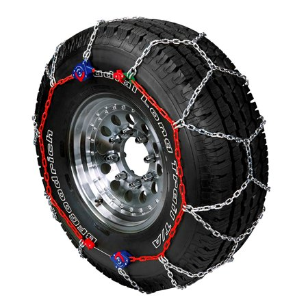 Auto-Trac 232105 Series 2300 Pickup Truck/SUV Traction Snow Tire Chains, (Trac Traction Pads)