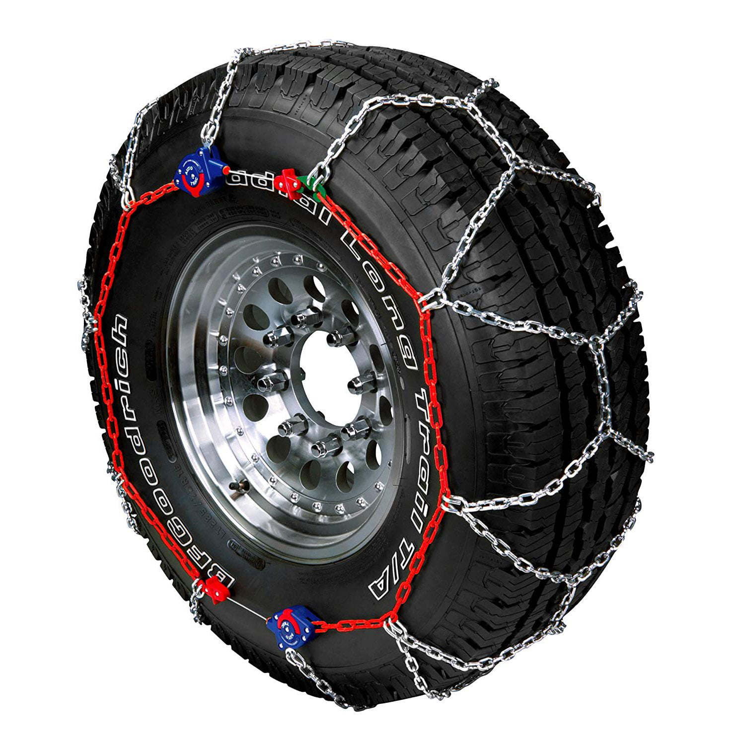 285//65-18 285//65R18 Cobra Jr Cable Tire Chains Snow Traction SUV Light Truck Ice