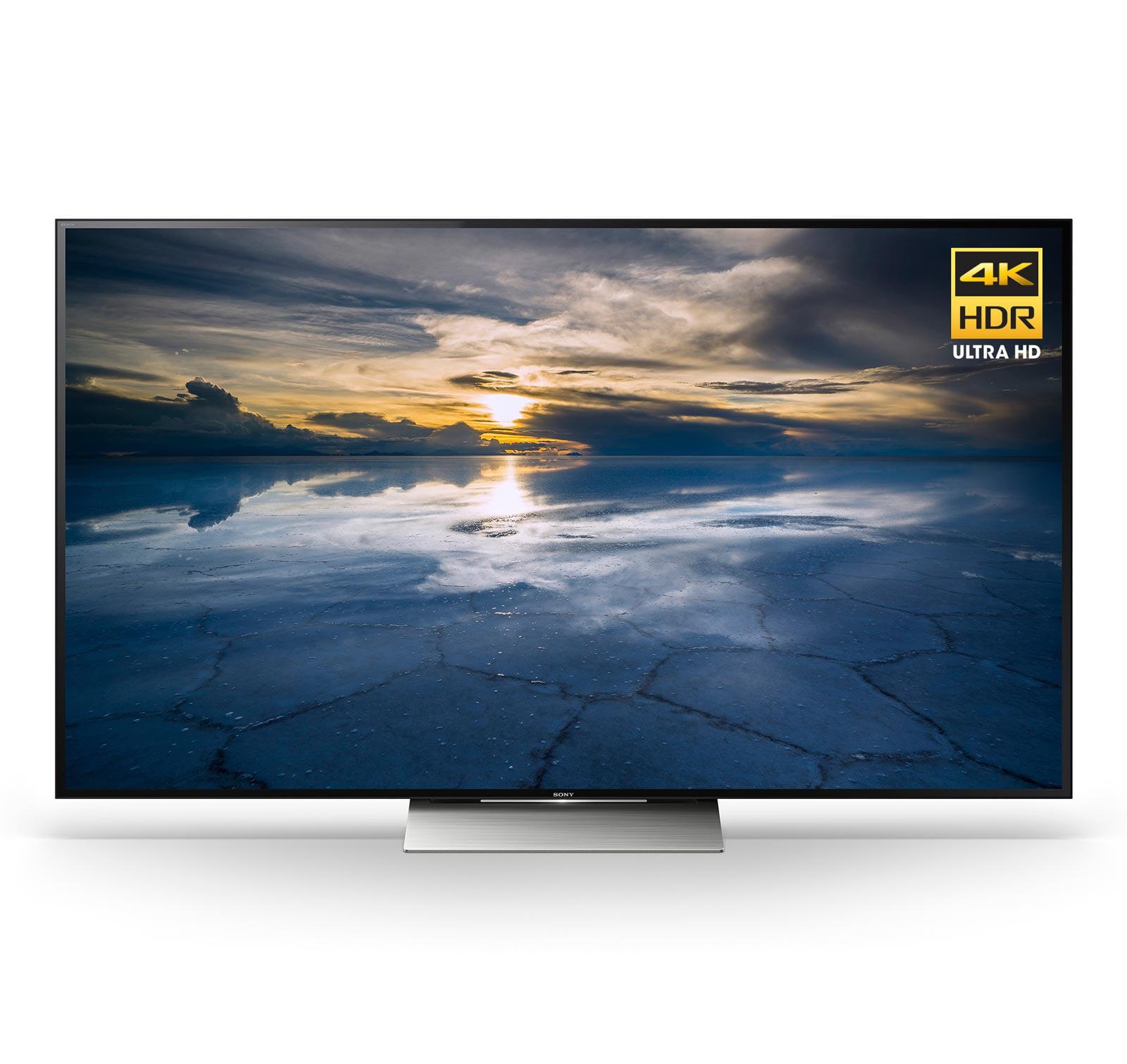 Sony XBR-55X930D 55-Inch 4K Ultra HD 3D Smart TV by Sony