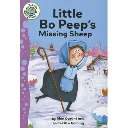 Little Bo-Peep's Missing - Little Bo Peep And Sheep Costume