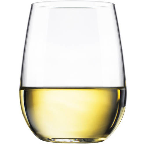 Libbey 17 - oz. Stemless White Wine Glasses, Set Of 8