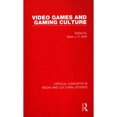 Video Games and Gaming Culture