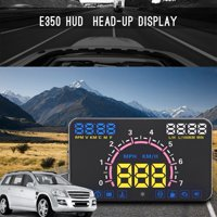 Yosoo Universal 5.8  Car HUD Head Up Display with OBD2 EUOBD Interface Speeding Warning