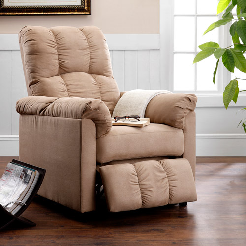 Flash Furniture Contemporary Victory Lane Taupe Fabric Rocker Recliner - Walmart.com & Flash Furniture Contemporary Victory Lane Taupe Fabric Rocker ... islam-shia.org