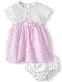 afc57119d Baby Girls Clothing - Walmart.com