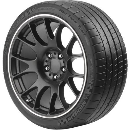 michelin pilot super sport max performance tire 225 45zr19. Black Bedroom Furniture Sets. Home Design Ideas