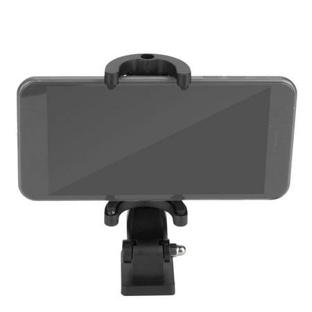 Spptty Support de téléphone portable support de téléphone portable trépied pince de monopode clip de rotation de 360 degrés, support de fixation de téléphone portable, support de - image 1 de 8