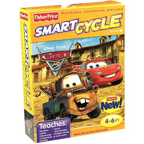 Fisher-Price Smart Cycle Cars 2 Software