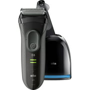 Series 3 ProSkin 3050cc Electric Shaver for Men, Rechargeable Electric Razor, Black