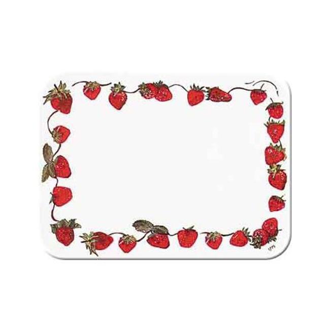 McGowan TT00221 Tuftop Strawberries Cutting Board- Small