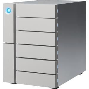 36TB LACIE 6BIG THUNDERBOLT 3 3600 RPM 3.5E by SEAGATE LACIE