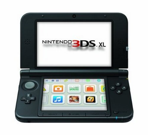 Nintendo 3DS XL, Assorted Colors