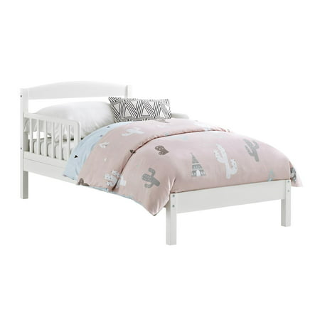 Baby Relax Jackson Toddler Bed White