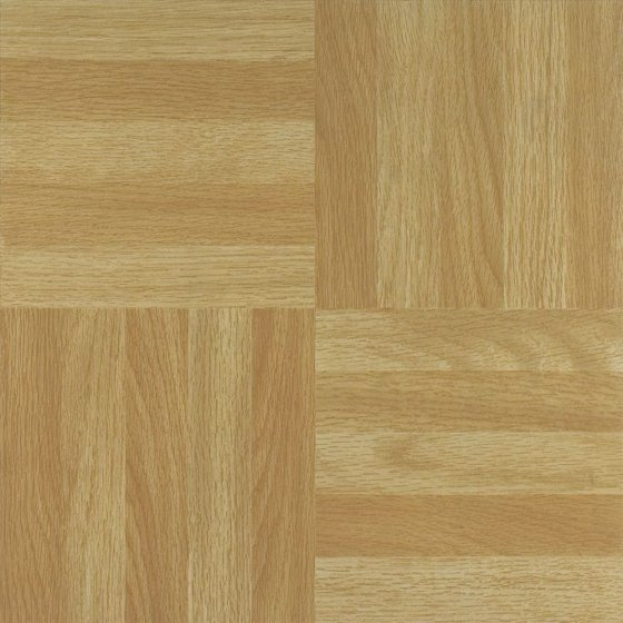 Nexus Four Finger Square Parquet 12x12 Self Adhesive Vinyl Floor