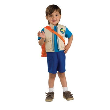 Go Diego Go Child Halloween Costume - Daria Costume