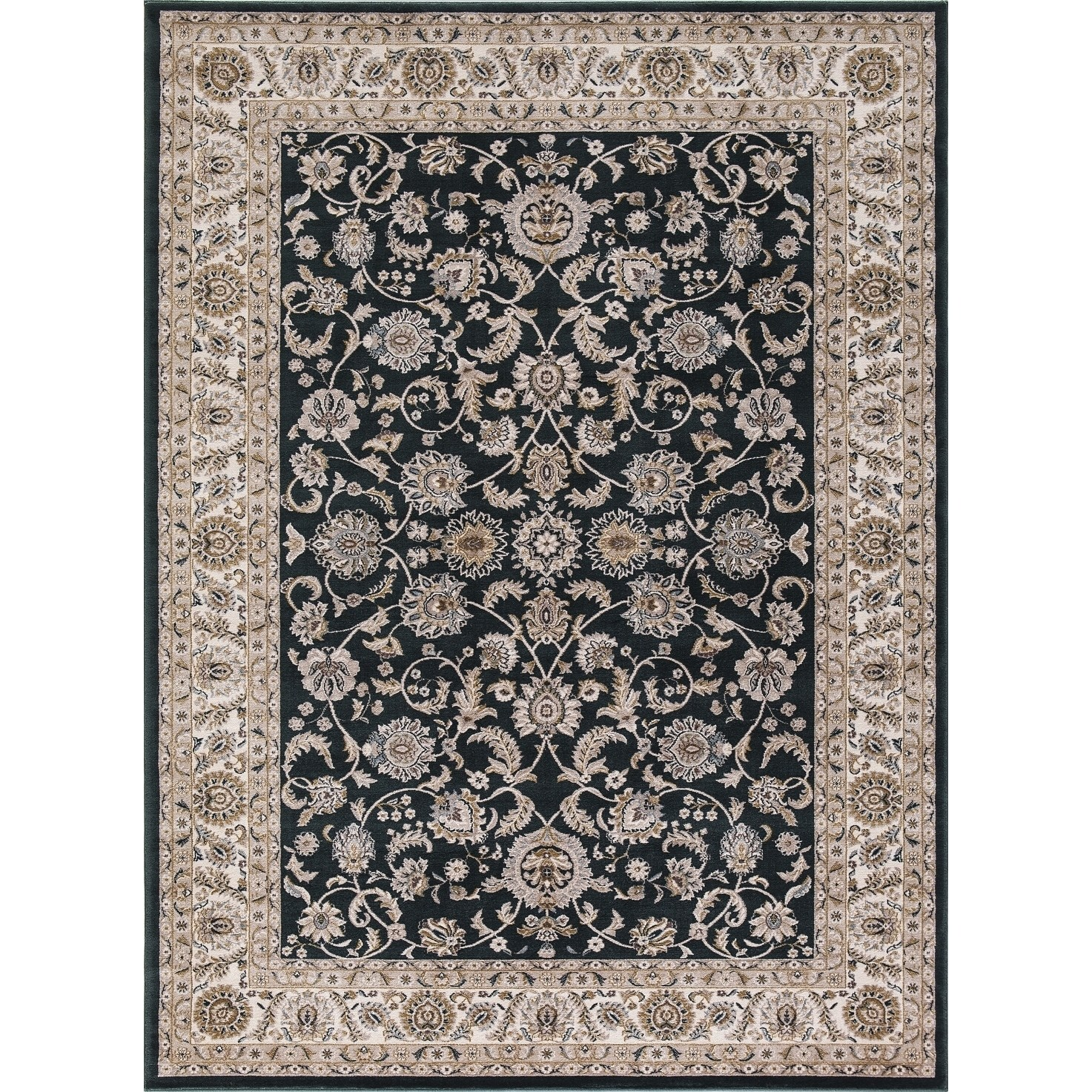 Concord Global Trading Kashan Collections Bergama Area Rug