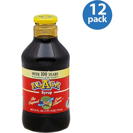 Image of Alaga The Original Cane Flavor Syrup, 24 oz (Pack of 12)