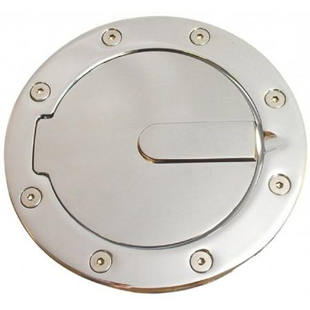 ALL SALES 6107C 14-C SILVERADO/SIERRA 1500 CHROME FUEL DOOR 1500 Chrome Door Handle