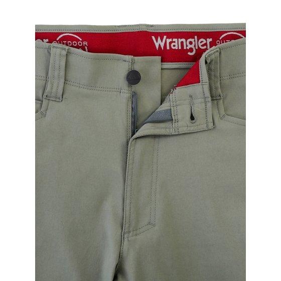 9b1849b70e Wrangler - Men's Outdoor Comfort Flex Cargo Pant - Walmart.com