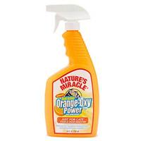 - Nature's Miracle Just for Cats Orange Oxy Trigger Spray 24 oz