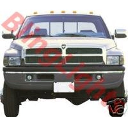 1994 1995 1996 1997 1998 1999 2000 2001 Dodge Ram 1500 Xenon Fog Lamps Driving Lights Kit