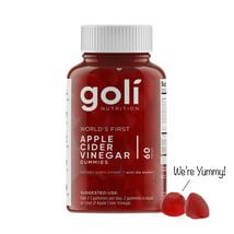Vitamins & Supplements: Goli Apple Cider Vinegar Gummies