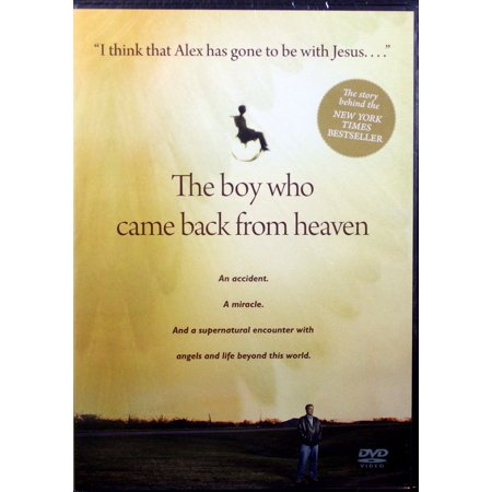 The Boy Who Came Back from Heaven DVD - Who Came Up With The Holiday Halloween