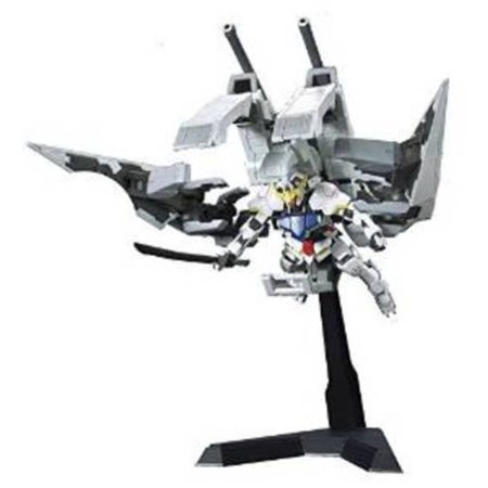 Gundam Iron-Blooded Orphans Gundam Barbatos with Long Distance Booster High Grade 1:144 Scale Model