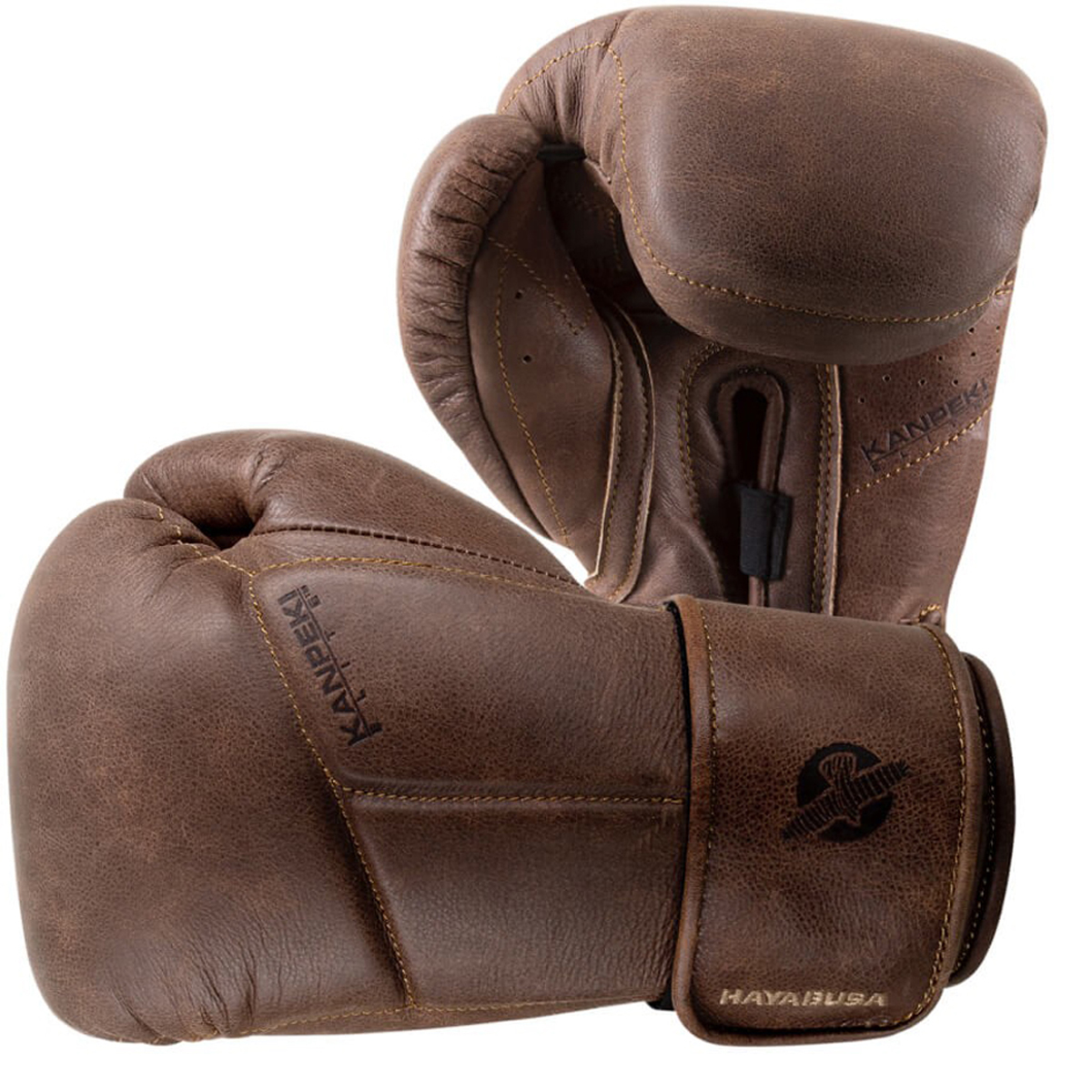 Hayabusa Kanpeki Elite 3.0 Heavy Bag Boxing Gloves - Brown