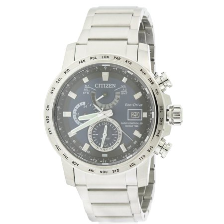 Citizen Eco Drive World Time A T Mens Watch At9070 51L