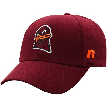 - Men's Russell Maroon Virginia Tech Hokies Endless Adjustable Hat - OSFA
