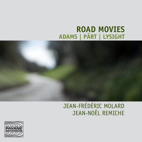 Adams Duo Gemini Road Movies [CD] by